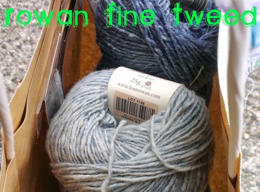 Endlich mal Tweed